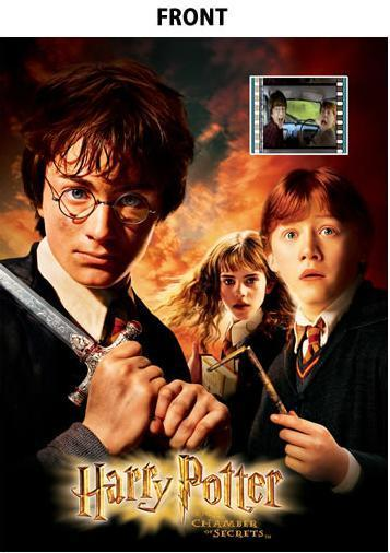 FilmCells: PremierCell Presentation - Harry Potter (Harry Potter and the Chamber of Secrets)