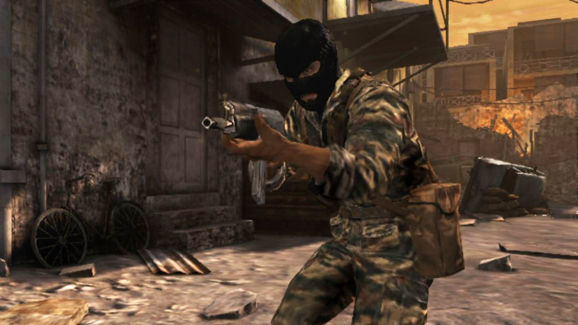 Call of Duty: Black Ops Declassified for Vita image
