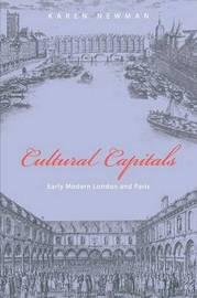 Cultural Capitals by Karen Newman