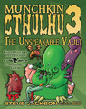 Munchkin Cthulhu 3: The Unspeakable Vault Expansion