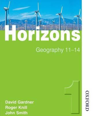 Horizons 1: Student Book by David Gardner image