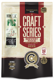 Mangrove Jack's: Craft Series - Pilsner Pouch (2.2kg)