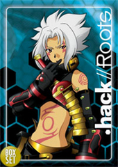 .Hack//Roots - Vol. 1 (Collector's Box) on DVD