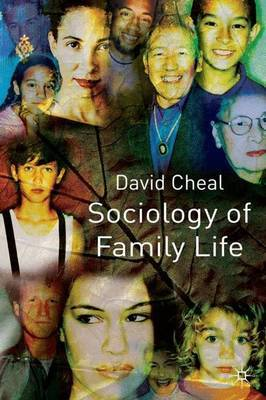 Sociology of Family Life by David Cheal image