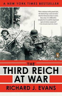 The Third Reich at War, 1939-1945 by Richard J Evans image