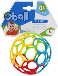 Oball: Classic (Red/Blue/Yellow/Green)