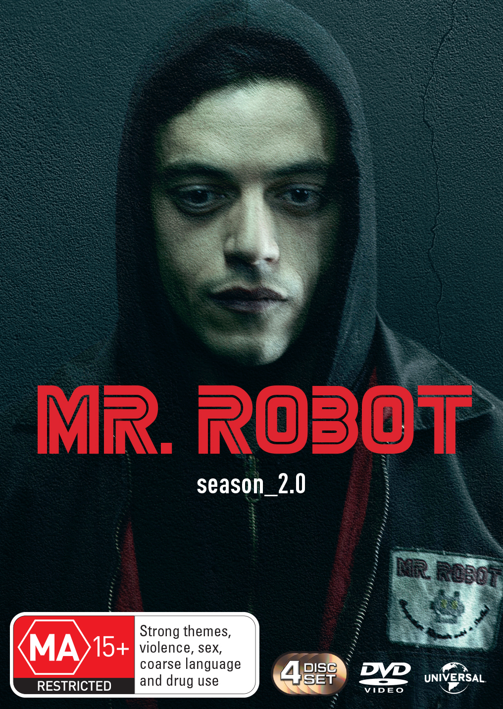 Mr. Robot - Season_2.0 on DVD image