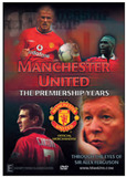 Manchester United - The Premiership Years on DVD