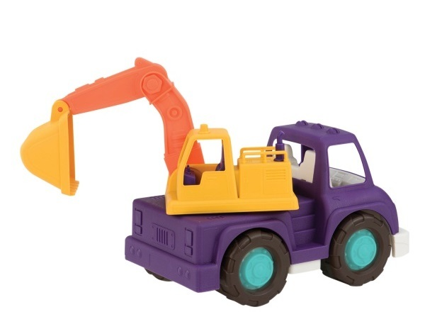 Battat: Wonder Wheels - Excavator Truck image