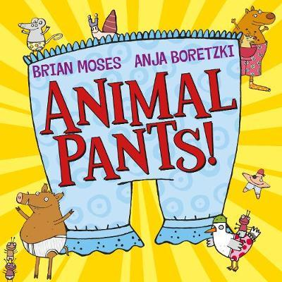 Animal Pants by Brian Moses image