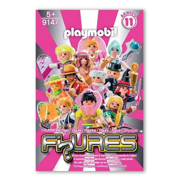 Playmobil: Series 11 Blind Bag - Girls