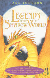Legends of the Shadow World by Jane Johnson image