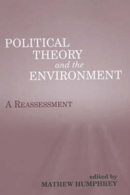 Political Theory and the Environment