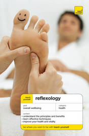 Teach Yourself Reflexology by Chris Stormer image
