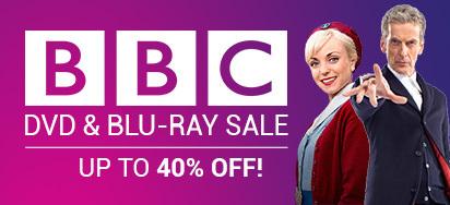 BBC DVD & Blu-ray Sale!