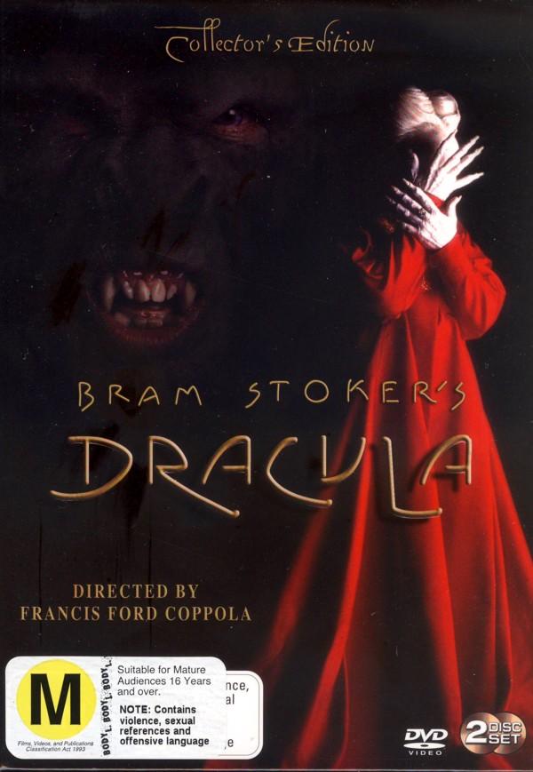 Dracula Bram Stoker's - Deluxe Edition on DVD image