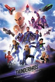 Thunderbirds Are Go Key Art Maxi Poster (831)