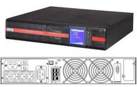 Powercom: Macan MRT 3000VA/3000W On Line UPS Rack/Tower