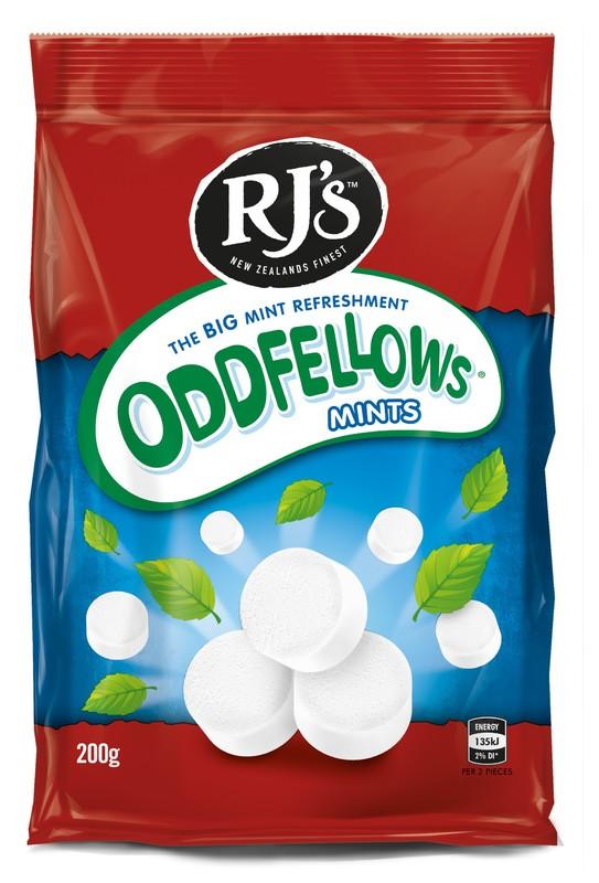 RJ's Oddfellows (200g)