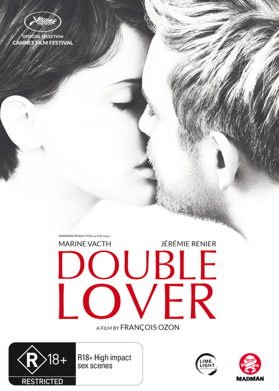Double Lover on DVD