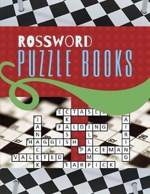 Rossword Puzzle Books by Samurel M Kardem