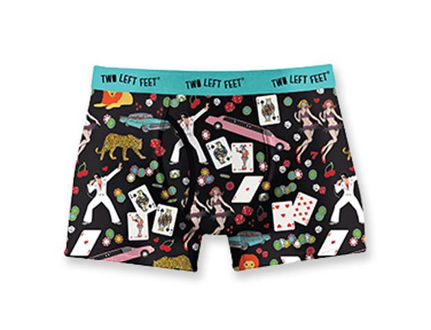 Two Left Feet: Vegas Baby Mens Underwear - Medium
