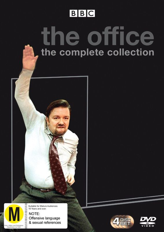 The Office (UK) - The Complete Collection on DVD