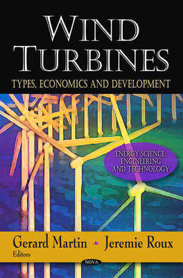 Wind Turbines image