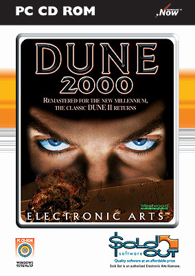 Dune 2000 for PC Games