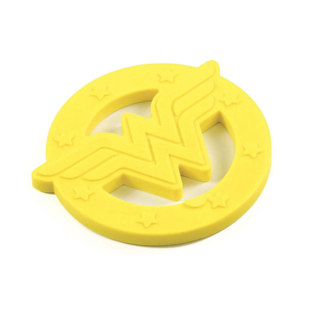 DC Comics Silicone Teether - Wonder Woman
