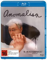 Anomalisa on Blu-ray