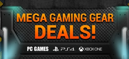 MEGA Gaming Gear Deals for August!