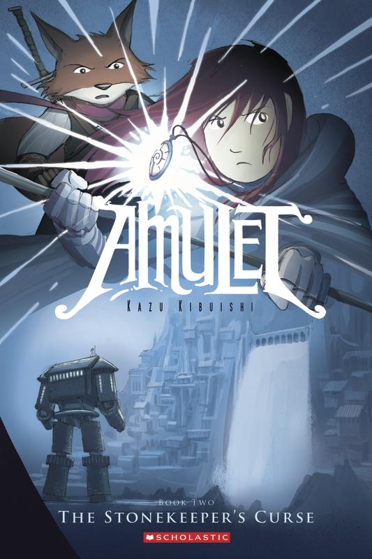The Stonekeeper's Curse (Amulet #2) by Kibuishi,Kazu