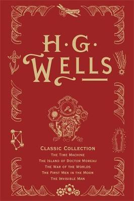HG Wells Classic Collection: v. I by H.G.Wells image