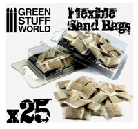 Green Stuff World: Flexible Sandbags Pack (25pc)