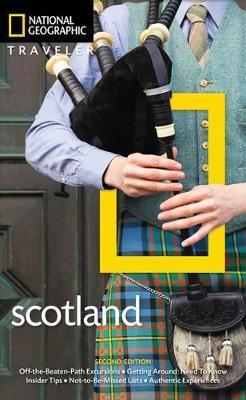 Nat Geo Traveler Scotland by Robin McKelvie