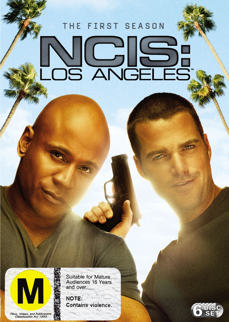 NCIS: Los Angeles - Season 1 (6 Disc Set) image
