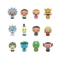 Rick and Morty: Pint Size Heroes - TRU US Exclusive Mini-Figure (Blind Box)