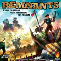 Remnants - Board Game