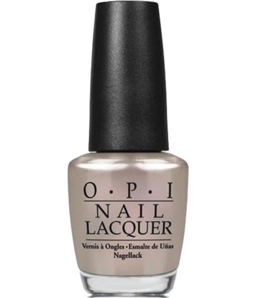 OPI Nail Lacquer # NL T67 This Silver's Mine! (15ml)