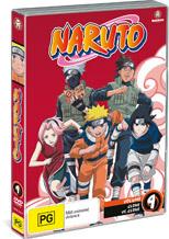 Naruto (Uncut)- Vol. 9: Clone Vs Clone on DVD