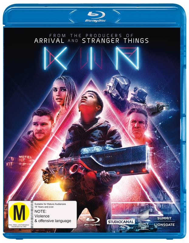 Kin on Blu-ray