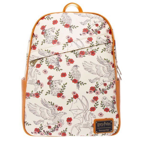 Loungefly: Harry Potter - Birds and Flowers Mini Backpack