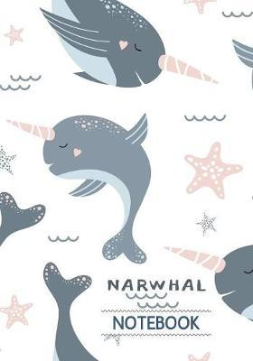 Narwhal Notebook by Ace Publishing