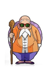Dragon Ball Z: Master Roshi (#293) - Collectors FIGPiN