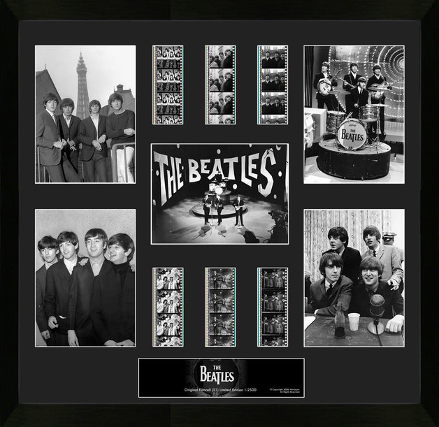 FilmCells: Montage Frame – The Beatles (S1)