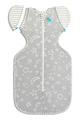 Love to Dream: Swaddle Up 50/50 Transition Bag - Grey (Medium)
