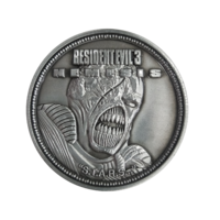 Resident Evil 3 - Collectable Coin