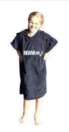 Moana Road: Kids Towel Hoodie - Pink