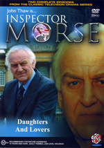 Inspector Morse Daughters And Lovers on DVD